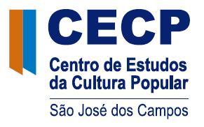 Logo do CECP vertical